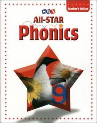 All-STAR Phonics & Word Studies - Teacher's Edition - Level K (Paperback)