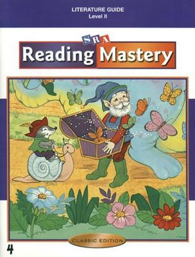 Reading Mastery Classic Level 2, Literature Guide - READING MASTERY PLUS (Paperback)