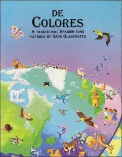 DLM Early Childhood Express, De Colores English 4-Pack - DLM EARLY CHILDHOOD EXPRESS (Paperback)