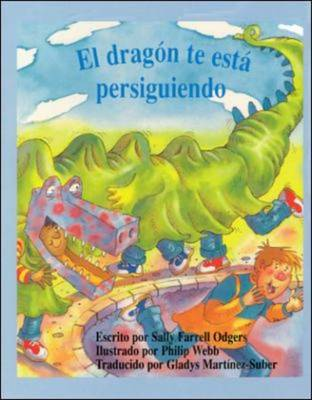 DLM Early Childhood Express / The Dragon's Coming After You (el Dragon Te Est? Persiguiendo) (Paperback)
