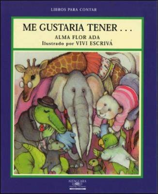 DLM Early Childhood Express / How Happy I Would be (me Gustaria Tener...) (Paperback)
