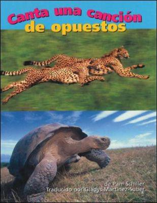 DLM Early Childhood Express / Sing a Song of Opposites / Canta Una Cancion De Opuestos (Paperback)