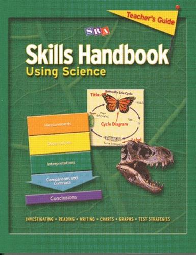 Skills Handbook: Using Science, Teacher Guide Level 4 - SCIENCE SKILLS RESOURCE (Paperback)