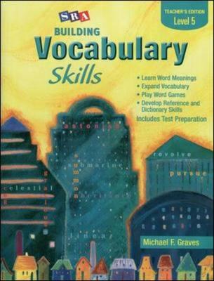 Building Vocabulary Skills: Level 5 - Individual Corrective English (Paperback)