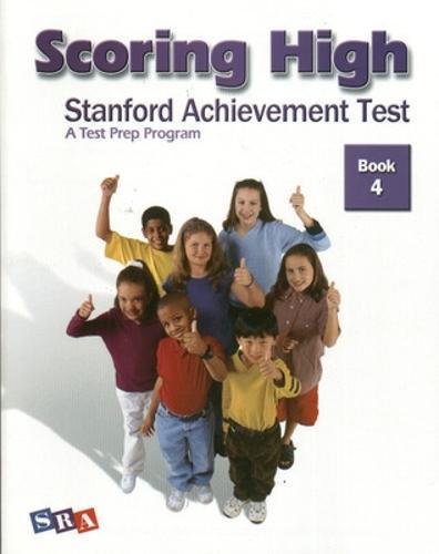 Scoring High on the SAT/10, Student Edition, Grade 4 - SCORING HIGH, SAT (Paperback)