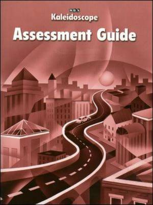 Kaleidoscope - Assessment Guide Workbook - Level D (Paperback)