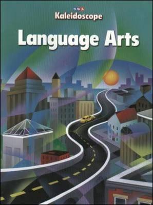 Kaleidoscope - Language Arts Workbook - Level D - OC Catching on GR 1-6 (Paperback)