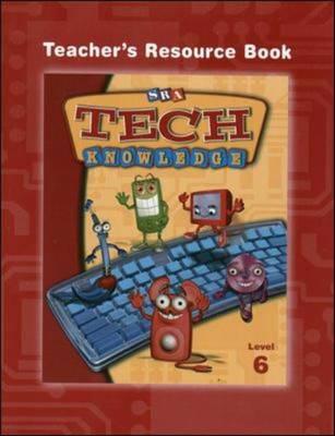 TechKnowledge - Teacher's Resource Book - Level 6 (Paperback)