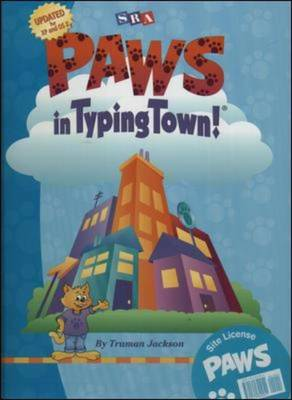 Paws in Typing Town!: Site License Package
