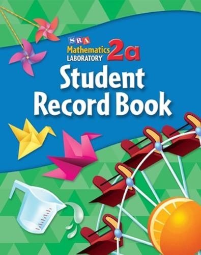 Math Lab 2a, Level 4; Student Record Book (5-pack) - MATH LABS (Paperback)