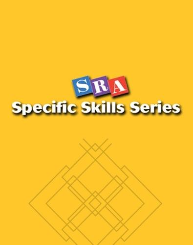 Specific Skill Series for Language Arts, Level D Starter Set - SPECIFIC SKILLS LANGUAGE ARTS