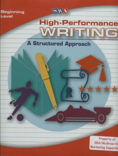 High-Performance Writing Beginning Level, Complete Package - DODDS WRITING PROGRAM (Book)