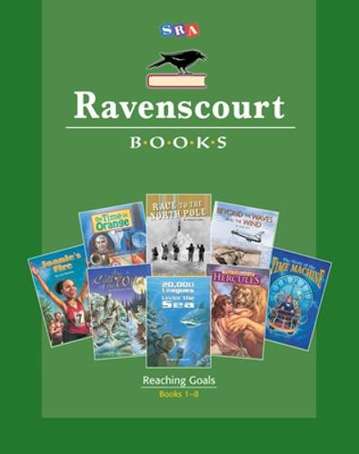 Ravenscourt Books - Reaching Goals, Chapter Books (Set of 8 titles) - CORRECTIVE READING READERS (Book)