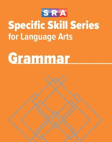 Specific Skill Series for Language Arts - Grammar Book - Level D - SPECIFIC SKILLS LANGUAGE ARTS (Paperback)