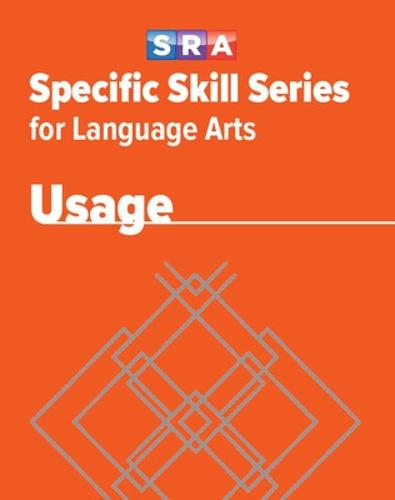 Specific Skill Series for Language Arts - Usage Book - Level D - SPECIFIC SKILLS LANGUAGE ARTS (Paperback)