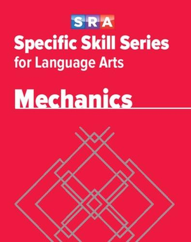 Specific Skill Series for Language Arts - Mechanics Book - Level G - SPECIFIC SKILLS LANGUAGE ARTS (Paperback)