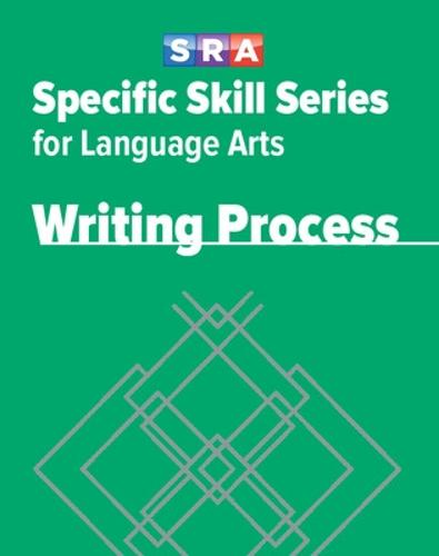 Specific Skill Series for Language Arts - Writing Process Book - Level G - SPECIFIC SKILLS LANGUAGE ARTS (Paperback)