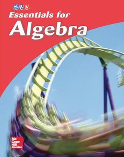 Essentials for Algebra, Teacher Materials Package - ESSENTIALS FOR ALGEBRA (Book)