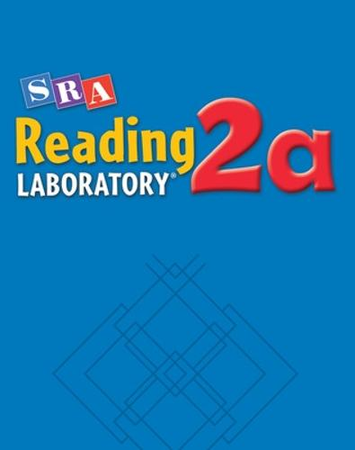 Reading Lab 2a, Purple Power Builder - READING LABS (Book)