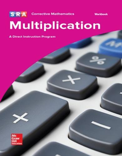 Corrective Mathematics Multiplication, Workbook - CORRECTIVE MATH SERIES (Paperback)