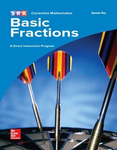 Corrective Mathematics Basic Fractions, Additional Answer Key - MATH MODULES-BASIC FRACTIONS (Spiral bound)
