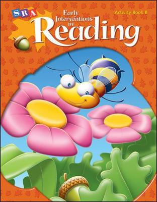 Early Interventions in Reading Level 1, Activity Book B - SRA EARLY INTERVENTIONS IN READING (Paperback)