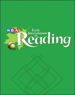 Early Interventions in Reading Level 2, Teacher Materials - SRA EARLY INTERVENTIONS IN READING (Book)