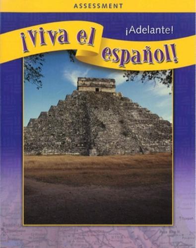 !Viva el espanol!: !Adelante!, Assessment Book and CDs - VIVA EL ESPANOL (CD-ROM)