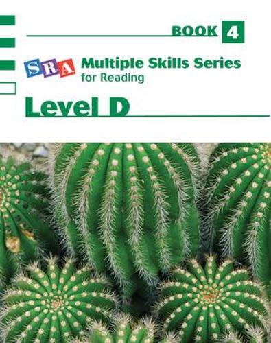 Multiple Skills Series, Level D Book 4 - MULTIPLE SKILLS SERIES (Paperback)