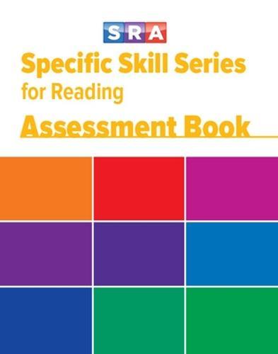 Specific Skills Series, Assessment Book - SPECIFIC SKILLS SERIES (Board book)