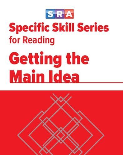 Specific Skills Series, Getting the Main Idea, Book F - SPECIFIC SKILLS SERIES (Paperback)