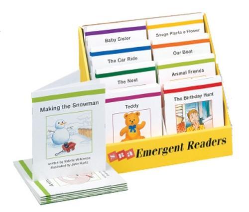 Emergent Readers: WEB SITE PROGRAM ISBN (Hardback)