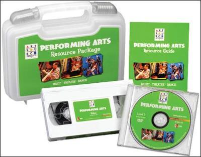 Artsource (R) Performing Arts Resource Package (Hardback)