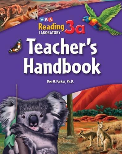 Reading Lab 3a, Teacher's Handbook, Levels 3.5 - 11.0' - READING LABS (Paperback)
