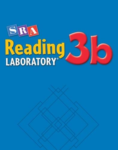 Reading Lab 3b, Rose Power Builder - READING LABS (Book)