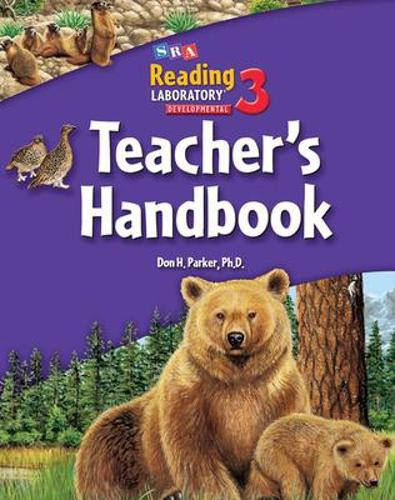Developmental 3 Reading Lab, Teacher's Handbook, Levels 3.5 - 7.0' - DEVELOPMENTAL LAB SERIES (Paperback)
