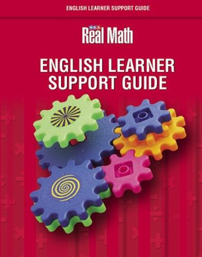 Real Math English Learner Support Guide, Grade K - SRA REAL MATH (Book)
