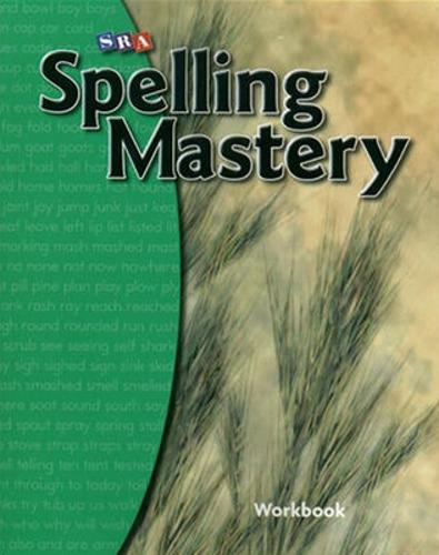 Spelling Mastery Level B, Student Workbook - SPELLING MASTERY (Paperback)