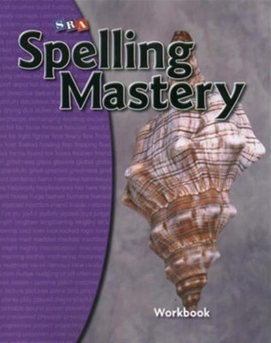 Spelling Mastery Level D, Student Workbook - SPELLING MASTERY (Paperback)