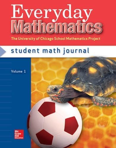 Everyday Mathematics, Grade 1, Student Math Journal 1 - EVERYDAY MATH (Paperback)
