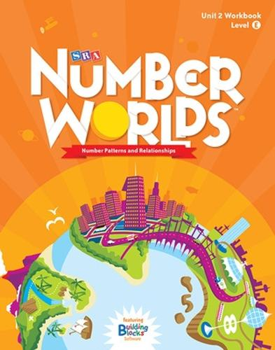 Number Worlds Level E, Student Workbook Number Patterns (5 pack) - NUMBER WORLDS 2007 & 2008 (Book)
