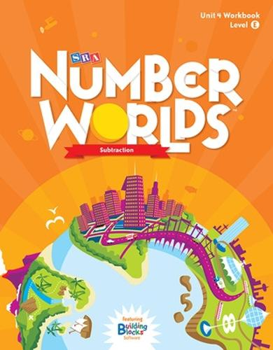 Number Worlds Level E, Student Workbook Subtraction (5 pack) - NUMBER WORLDS 2007 & 2008 (Book)