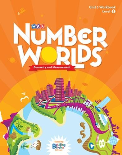 Number Worlds Level E, Student Workbook Geometry (5 pack) - NUMBER WORLDS 2007 & 2008 (Book)