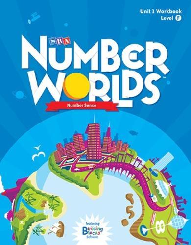 Number Worlds Level F, Student Workbook Number Sense (5 pack) - NUMBER WORLDS 2007 & 2008 (Book)