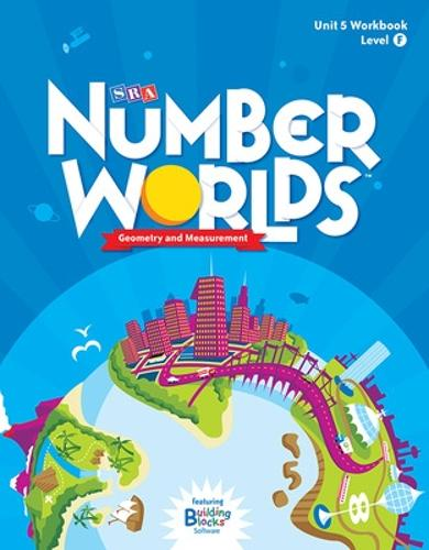 Number Worlds Level F, Student Workbook Geometry (5 pack) - NUMBER WORLDS 2007 & 2008 (Book)
