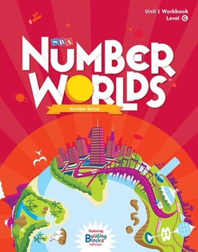 Number Worlds Level G, Student Workbook Number Sense (5 pack) - NUMBER WORLDS 2007 & 2008 (Book)
