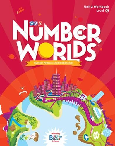Number Worlds Level G, Student Workbook Number Patterns (5 pack) - NUMBER WORLDS 2007 & 2008 (Book)