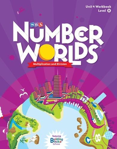 Number Worlds Level H, Student Workbook Multiplication & Division (5 pack) - NUMBER WORLDS 2007 & 2008 (Book)