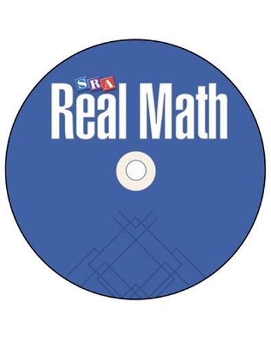 Real Math eTextbook CD-ROM, Grade 3 - SRA REAL MATH (Book)