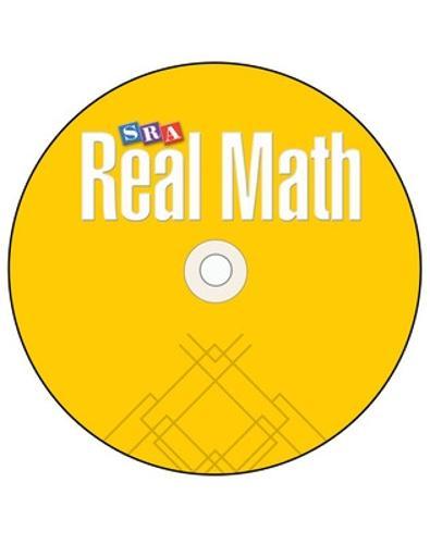 Real Math - eGames CD-ROM - SRA REAL MATH (Book)